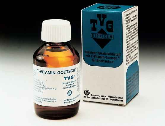 Calcanit T-Vitamin-Goetsch 250ml TVG