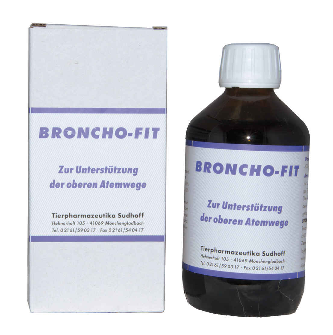 Sudhoff Broncho-Fit 250ml