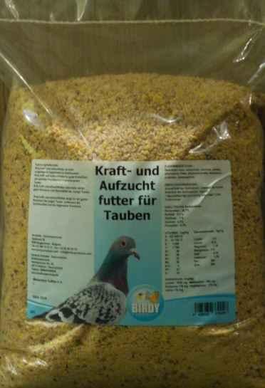Birdy Kraft -und Aufzuchtsfutter 4kg