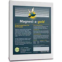 re-scha Magnesi-a-gold 300g