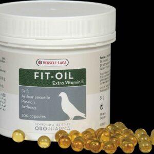 Oropharma Fit-Oil 300St.