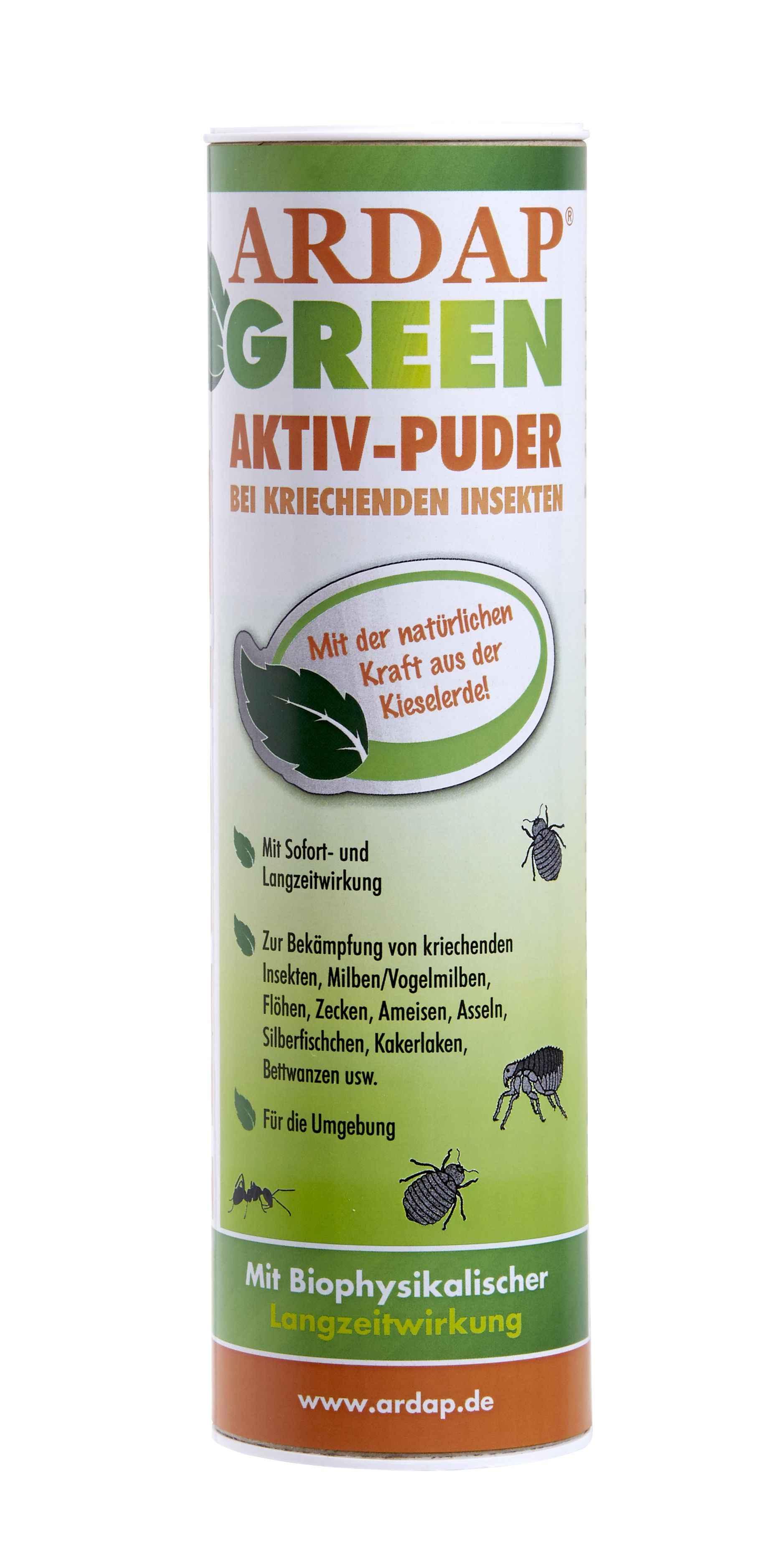 Quiko Ardap Green Aktiv Pulver 100g