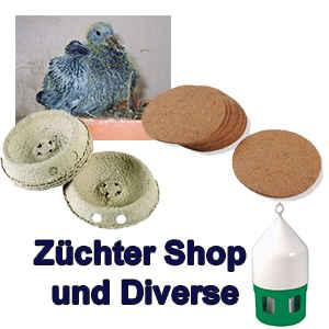 Züchter Shop und Diverse